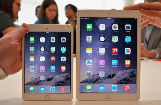 Thông tin rò rỉ mới nhất đã hé lộ thêm về cấu hình của iPad Mini 4 và iPad Air 3, đồng thời khẳng định chắc chắn rằng iPad Pro sẽ ra mắt trong năm nay.
