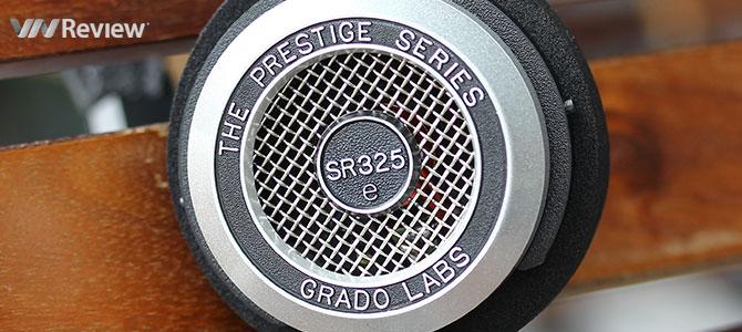 Đánh giá tai nghe Grado SR325e: Bản cải tiến đáng giá của một huyền thoại