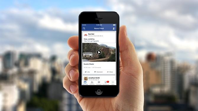 Mảng video phát triển giúp Facebook đạt tốc độ tăng trưởng 43%