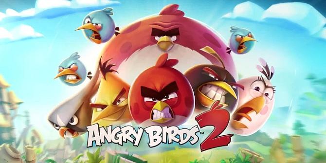 Angry Birds 2 chính thức có mặt trên Android