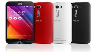 Asus ra mắt 2 phiên bản Zenfone 2 Deluxe và Laser