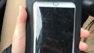 iPhone 6 Plus bọc chống nước vẫn sống sau 2 tháng ngâm dưới biển