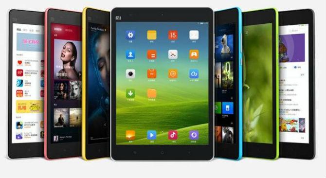 Xiaomi chuẩn bị ra tablet chạy Windows 10