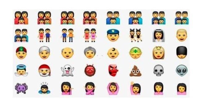 """Nga có thể cấm các emojis """"đồng tính"""""""
