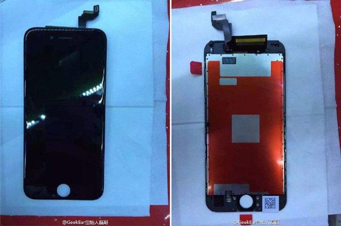 Những bức ảnh hoàn thiện đầu tiên của iPhone 6s đã bị lộ, cho thấy thiết kế gần như không hề có chút khác biệt nào so với iPhone 6.