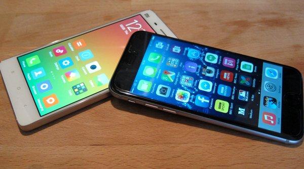 Xiaomi soán ngôi vương của Apple tại Trung Quốc