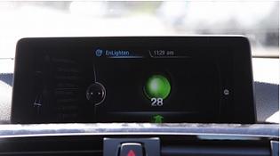 Xe BMW tương lai sẽ tự phát hiện đèn giao thông
