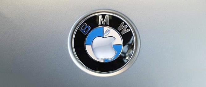 Tim Cook muốn học cách sản xuất xe hơi của BMW