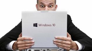 Phát hiện chồng lưu ảnh khiêu dâm nhờ… Windows 10