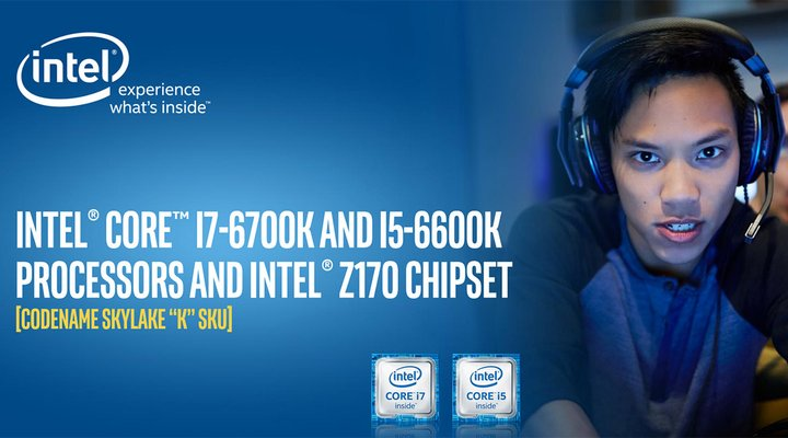 Intel chính thức ra mắt chip Skylake 14 nm