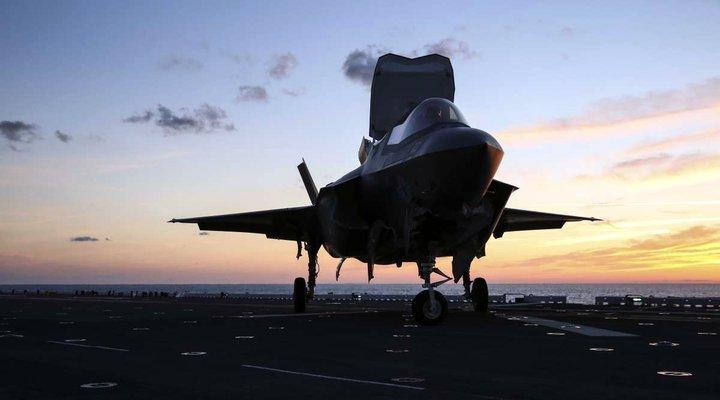 F-35B đã sẵn sàng chiến đấu