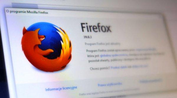 Firefox 39.0.3 được ra mắt, vá lỗ hổng bảo mật nguy hiểm
