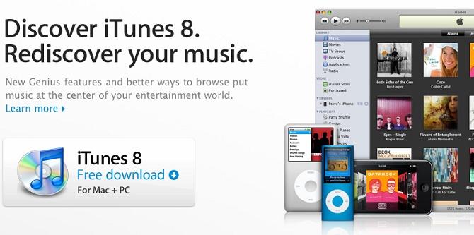 Anh ra luật cấm dùng iTunes để ghi CD