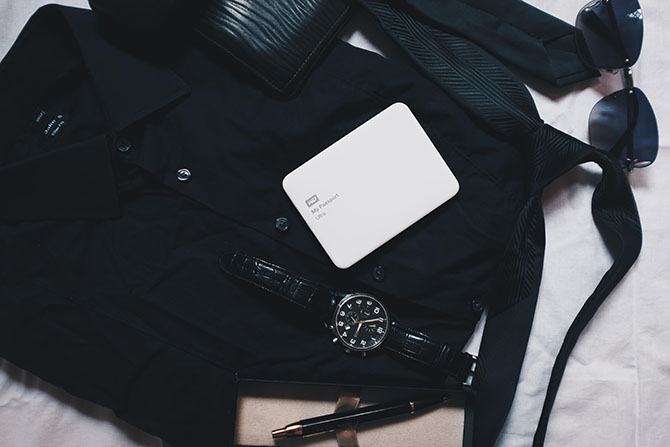 Thời trang như WD My Passport Ultra