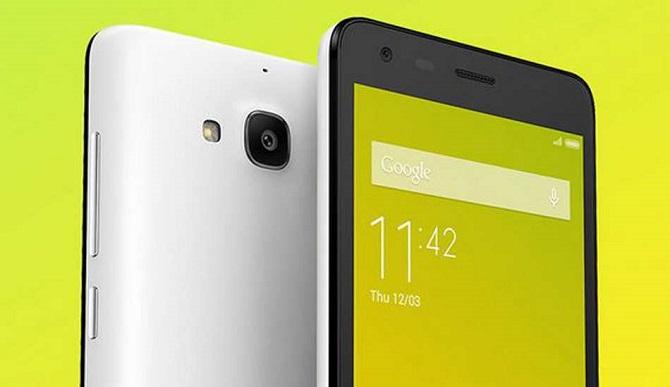 Xiaomi redmi 2 prime trình làng tại ấn độ - 2