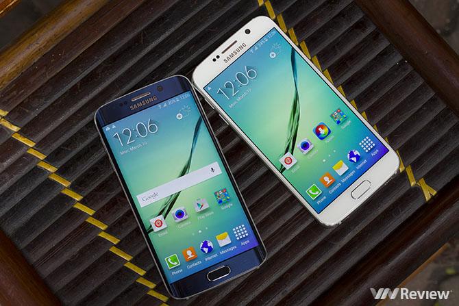 """Samsung giảm giá mạnh S6, S6 Edge để """"đón"""" Note 5"""