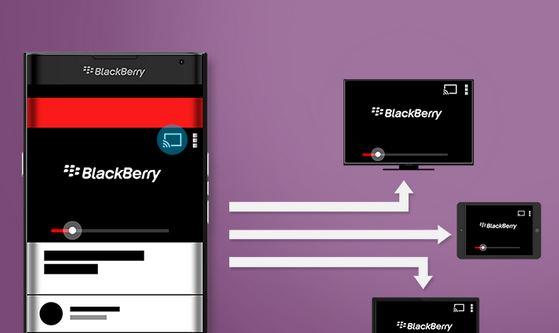 Lộ ảnh dựng BlackBerry Venice chạy Android