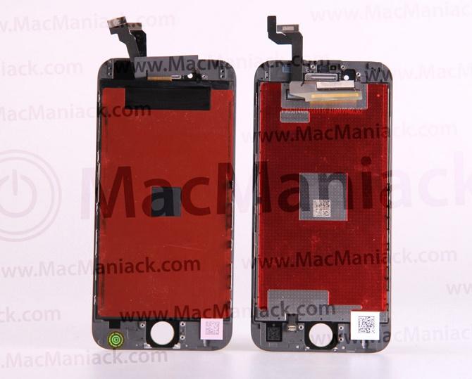 Bức ảnh rò rỉ mới có thể coi là bằng chứng tiếp theo về sự tồn tại của tính năng Force Touch trên iPhone 6s.