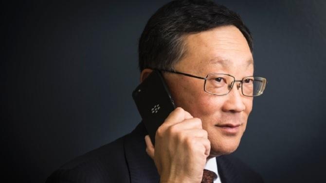 John Chen: phần cứng vẫn còn quan trọng với BlackBerry
