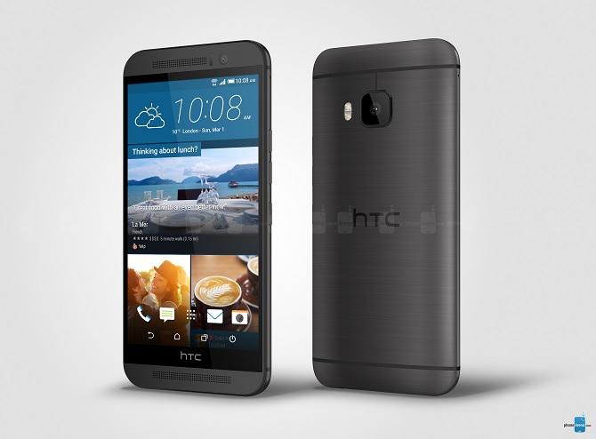 HTC One M9 phiên bản sử dụng chip MediaTek sẽ có mặt trong tháng 10?