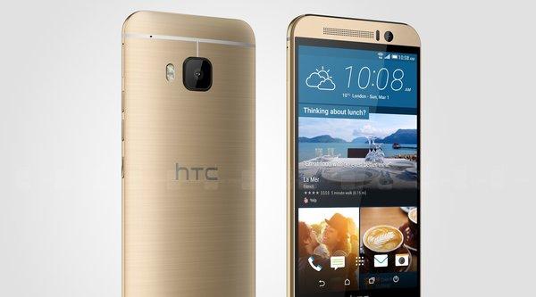 HTC One M9 phiên bản chip MediaTek sẽ có mặt trong tháng 10?