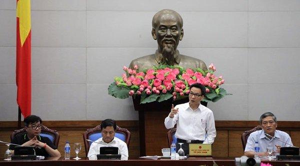 'Không thể để startup ngồi ở Việt Nam, đóng thuế cho nước ngoài'