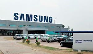 Mang ô tô đi trộm cắp linh kiện điện thoại Samsung trị giá hàng tỷ đồng