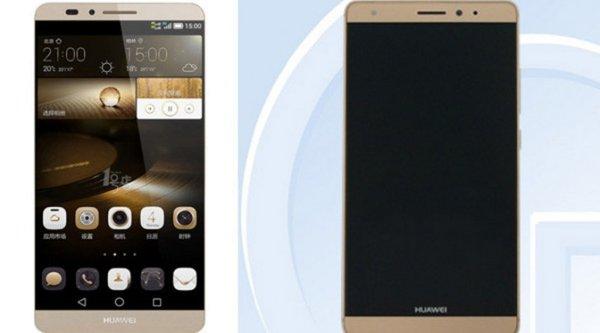 Lộ diện hình ảnh đầu tiên của Huawei Mate 7S
