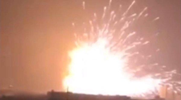 Siêu máy tính Trung Quốc ngừng hoạt động vì vụ nổ Thiên Tân