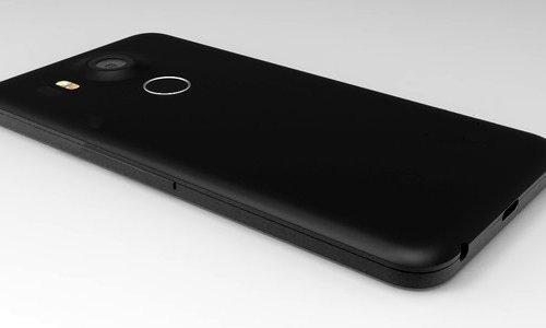 Lộ ảnh dựng LG Nexus mới với cảm biến vân tay, USB Type-C