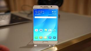 Samsung tung video quảng cáo đầu tiên cho Galaxy Note 5