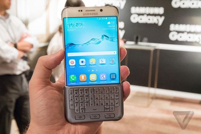 Bàn phím vật lý là thứ dở nhất trong sự kiện ra mắt Galaxy Note 5