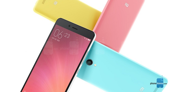 Xiaomi Redmi Note 2 bán được 800.000 ngàn chiếc trong 12 giờ