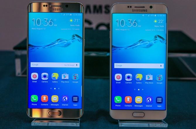 """Bạn đã bao giờ băn khoăn """"Galaxy S6 edge+ đến Trái đất để làm gì"""" hay chưa? Câu trả lời dành cho bạn sẽ là: iPhone 6 Plus."""