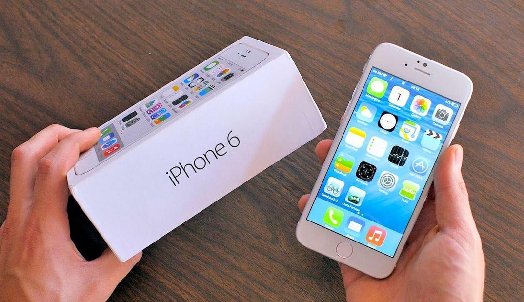 Hướng dẫn sửa lỗi iPhone 6 lock không cần jailbreak
