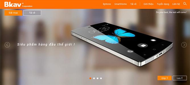Bkav mở bán Bphone đợt 2 chỉ trong ngày 25/8/2015