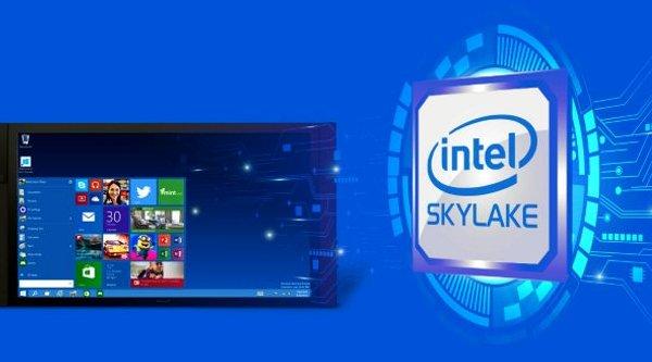Chip Intel Skylake có thể 'tỉnh giấc' nhờ giọng nói!