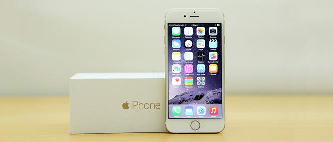 iPhone, iPad chính hãng lần đầu tăng giá