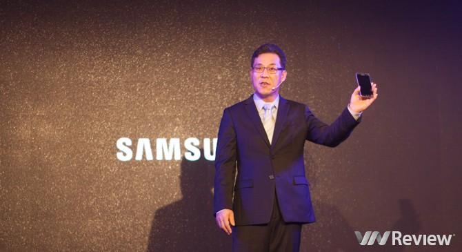 Samsung Galaxy Note 5 tại Việt Nam giá 18 triệu đồng, bán ra từ 29/8