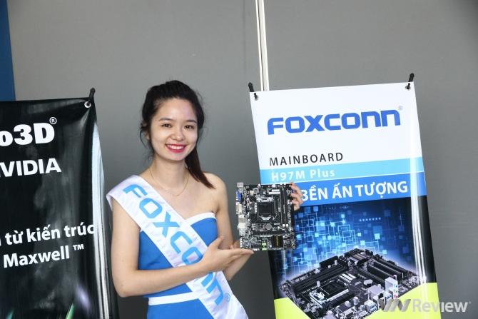Loạt sản phẩm Foxconn, ViewSonic, Inno3D tối ưu cho người dùng game net