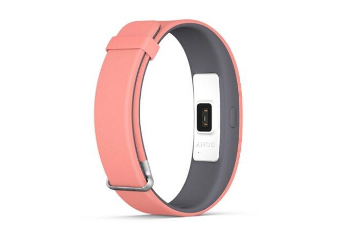 Sony trình làng Smartband 2 tích hợp cảm biến nhịp tim