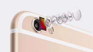 Apple thay thế miễn phí camera lỗi trên iPhone 6 Plus