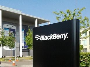 BlackBerry chi nhánh Ấn Độ chỉ còn... 15 nhân viên