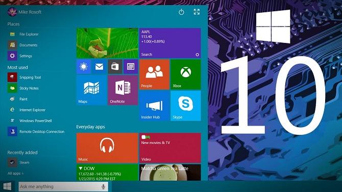 """Do Windows 10 đã thay đổi cách quản lý RAM dành cho các chu trình không được thường xuyên sử dụng, bạn sẽ thấy tình trạng chu trình """"system"""" ngốn nhiều RAM và CPU xảy ra nhiều hơn so với Windows 8."""