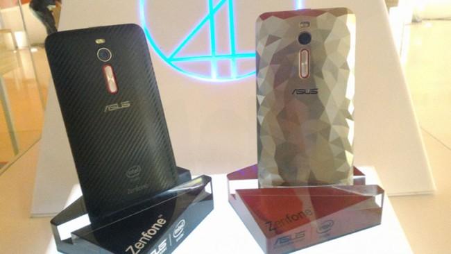 ASUS công bố ZenFone 2 bản 256GB
