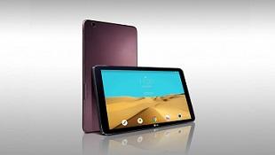 LG G Pad II 10.1 trình làng: màn Full HD, Snapdragon 800, giá rẻ