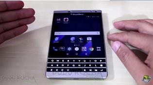 Video bộ đôi BlackBerry Passport chạy Android hoàn chỉnh