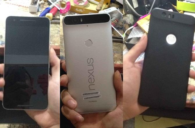 """Thành viên """"cỡ bự"""" mới của gia đình Nexus trong ngày hôm nay đã bị rò rỉ tới 4 bức ảnh qua 2 mạng xã hội Weibo và Google Plus."""