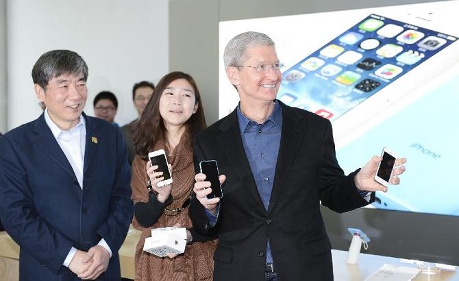 Các công ty công nghệ đang là đối tượng chịu ảnh hưởng nặng nề từ hành động phá giá đồng Nhân Dân Tệ của Trung Quốc.