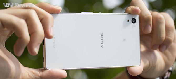 Đánh giá Sony Xperia Z3+: Bản nâng cấp nhạt nhòa